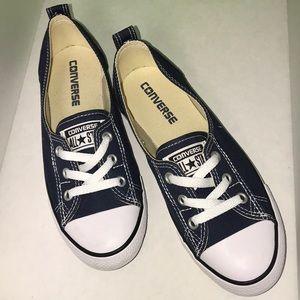 CONVERSE ALLSTAR Chunk Taylor Ballet Sneakers NWOT